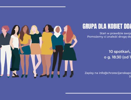Grupa dla kobiet DDA/DDD
